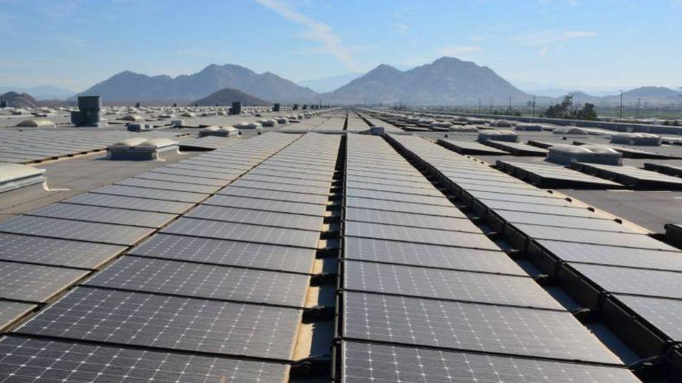 La fotovoltaica salva sus cuentas con la 'ley antiquiebra' inmobiliaria
