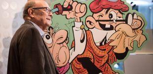 Post de Mortadelo y Filemón cumplen 60 años. Ibáñez: