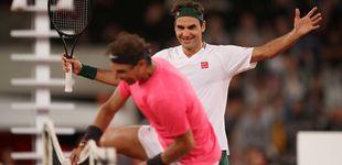 Post de El partido más especial entre Rafa Nadal y Roger Federer o cuando ninguno perdió