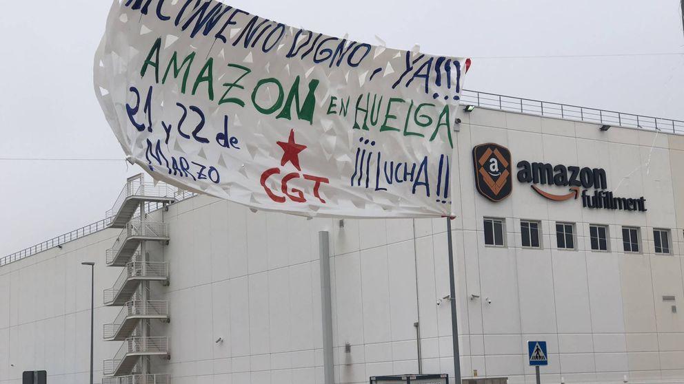 24 horas para la primera huelga de Amazon España: Estos americanos son unos jetas