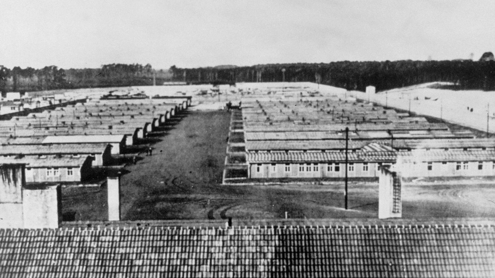 Historia ravensbr ck el campo de concentraci n para mujeres del que nadie quer a hablar - Como vallar un campo ...