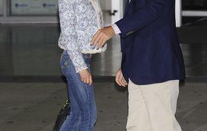 Lo que tienen en común la princesa Letizia y la modelo Malena Costa