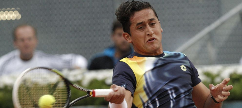Nico Almagro tendrá que ser operado de su fascitis plantar y dice adiós a la temporada