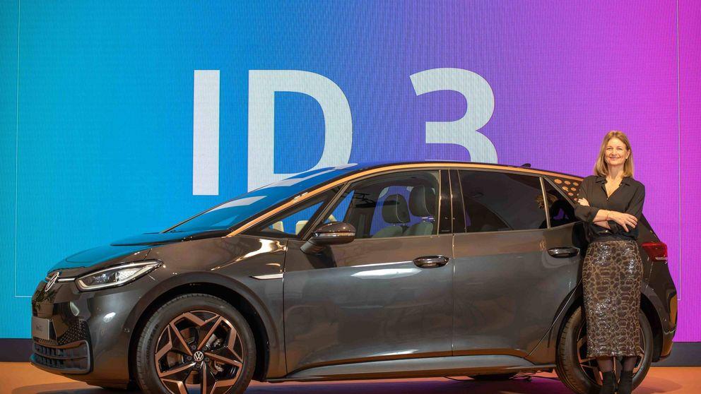 Así es es la sencilla gama del Volkswagen ID.3, el revolucionario coche eléctrico