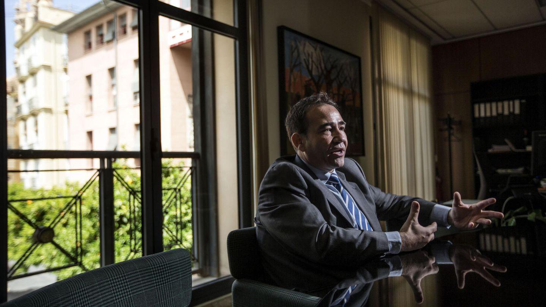 El director del Instituto Valenciano de Finanzas (IVF), Manuel Illueca, el 'Señor Lobo' del Consell de Ximo Puig. (EFE)