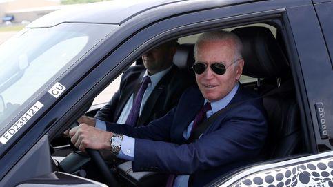 Biden avisa a la industria de Detroit: el futuro del automóvil es eléctrico