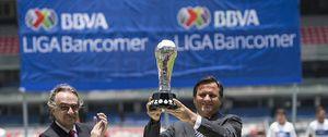 BBVA BANCOMER firma un acuerdo estratégico con la Liga Mexicana