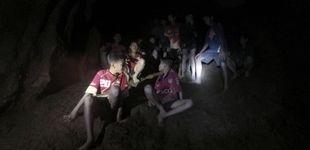Post de De la desaparición al rescate: 15 días atrapados en una cueva de Tailandia
