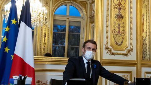 Francia endurece los controles del confinamiento y Macron no prevé relajarlo