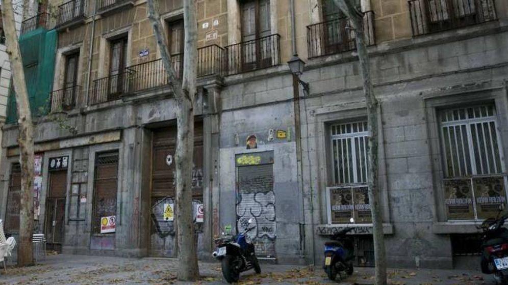 Foto: ¿Cuántos inmuebles tiene vacíos el Ayuntamiento de Madrid?
