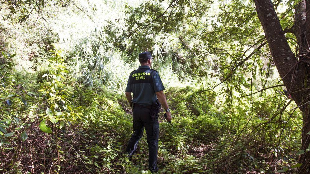 Foto: Hoy continúa la búsqueda de la chica desaparecida en A Pobra do caramiñal. (EFE)