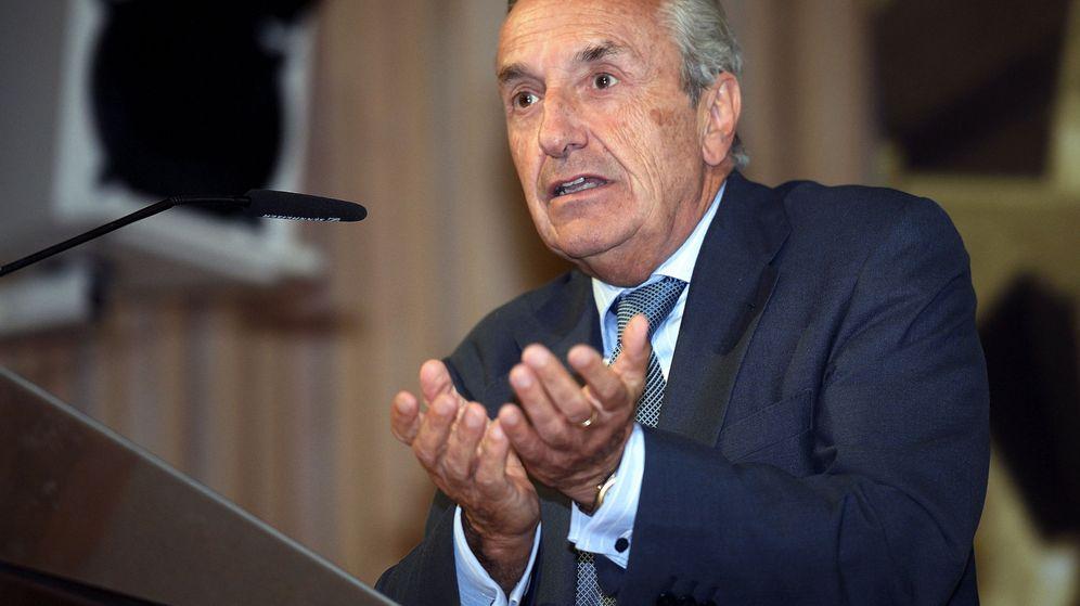 Foto: El presidente de la Comisión Naciomal de los Mercados y la Competencia, José María Marín Quemada. (EFE)