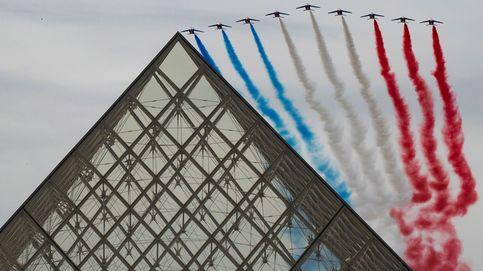 No ha explotado una bomba en París: así ha roto la barrera del sonido un avión militar