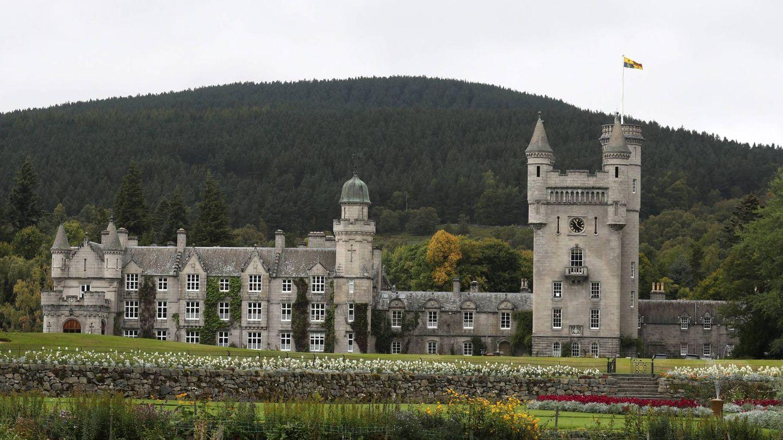 Vista del castillo de Balmoral. (Cordon Press)