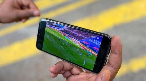Avalancha de descargas de la 'app' Radar Covid tras un acuerdo con LaLiga