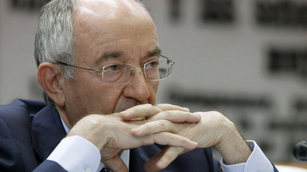 Foto: Miguel Angel Fernández Ordóñez, exgobernador del Banco de España. (EFE)