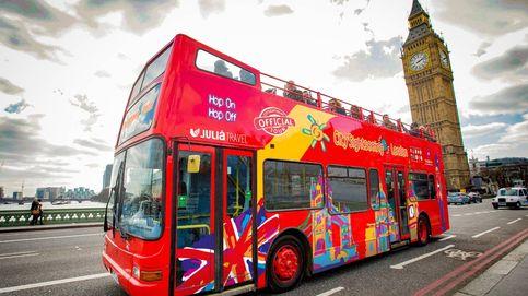 City Sightseeing y Julià se unen para lograr el liderazgo de los buses turísticos en Londres