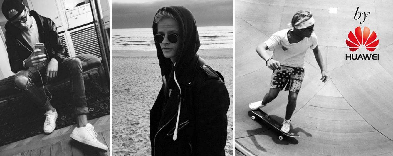 Foto: 'Trendsetter', 'skater' e 'influencer' son algunas de las características que definen a Marius Borg (Instagram)