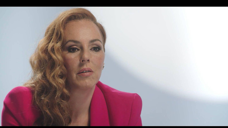 Rocío Carrasco, en el episodio 10 de su docuserie. (Mediaset)