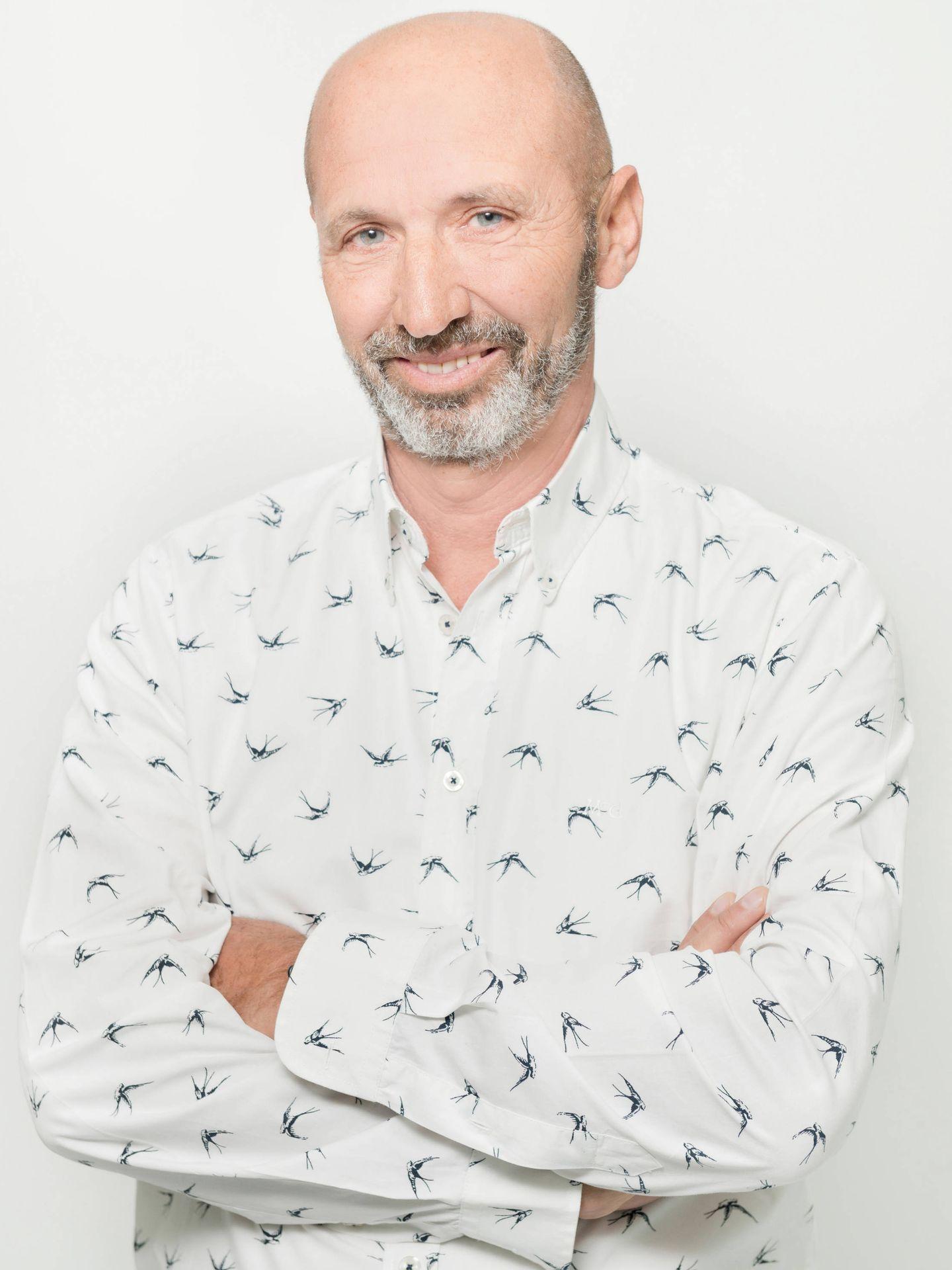 Víctor Bertolín, CEO de Zumex.