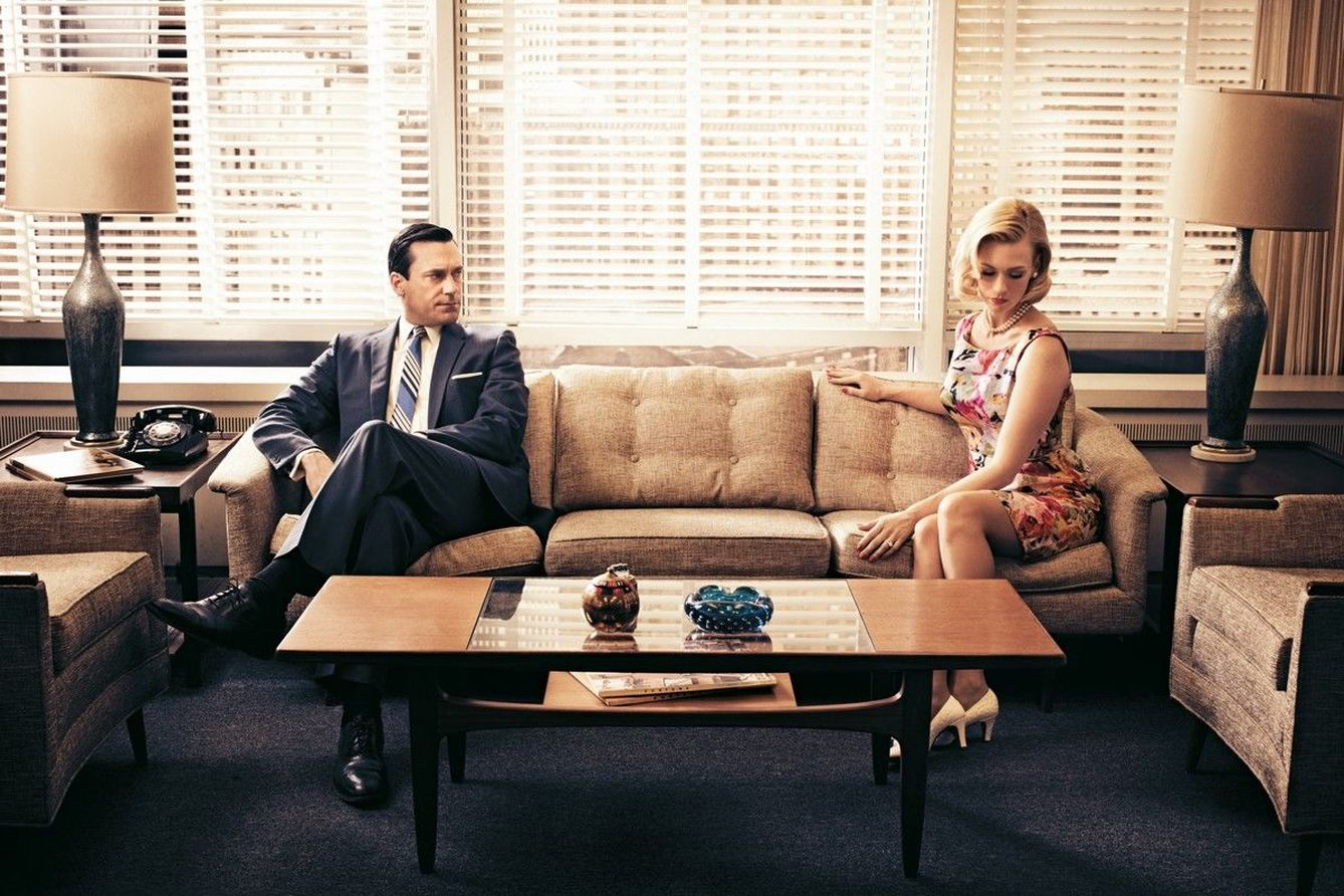 Foto: Shopping: así puedes recrear en tu casa la decoración de la serie 'Mad Men'