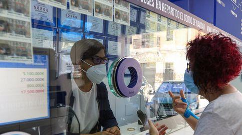 Tres acertantes de la Primitiva se llevan más de 500.000 euros