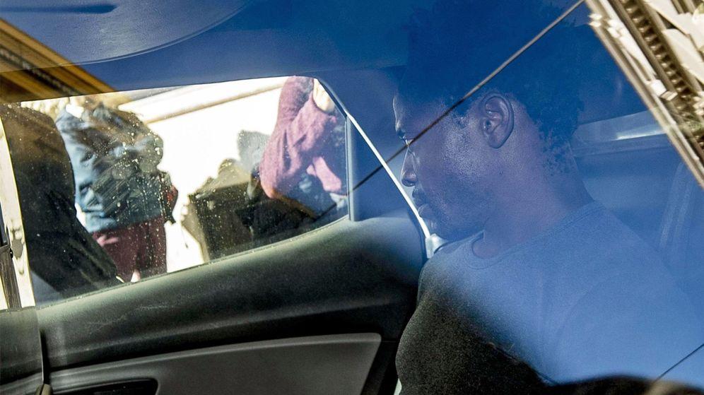 Foto: Uno de los dos senegaleses detenidos en Roma por la muerte de Desirée Mariottini. (EFE)