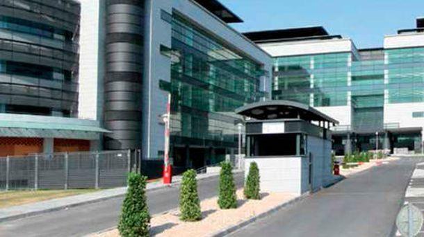 Foto: Imagen de la sede de Acciona Industrial vendida a Cain y Freo.