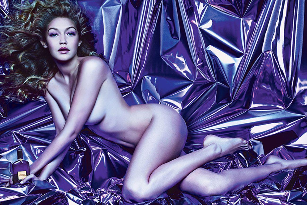 Foto: Gigi Hadid es la nueva Kate Upton
