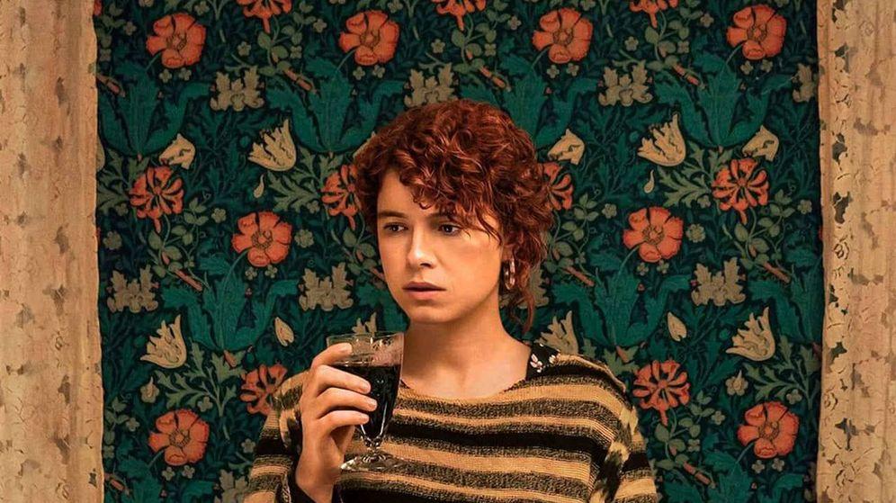 Foto: Jessie Bluckey es la protagonista existencialista de 'Estoy pensando en dejarlo'. (Netflix)