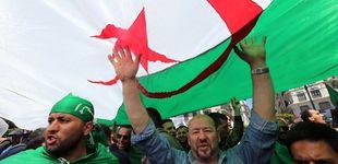 Post de Masiva manifestación sindical en Argelia para exigir el fin del régimen