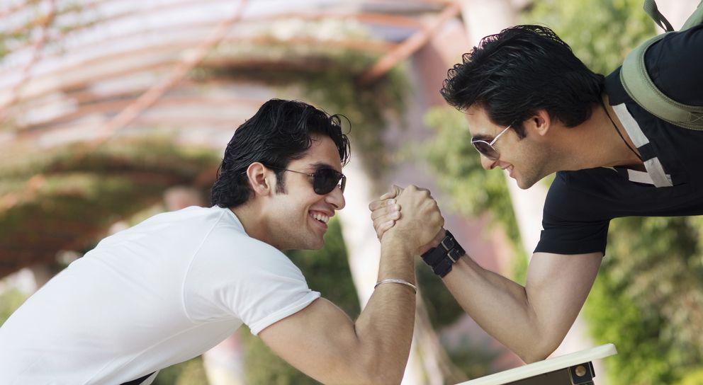Foto: Toda relación de amistad debería conllevar cierto grado de confrontación, eso sí, constructiva. (Corbis)