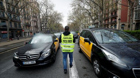 El taxi demanda a Uber, Cabify y FreeNow ante la CNMC por pactar y derribar precios