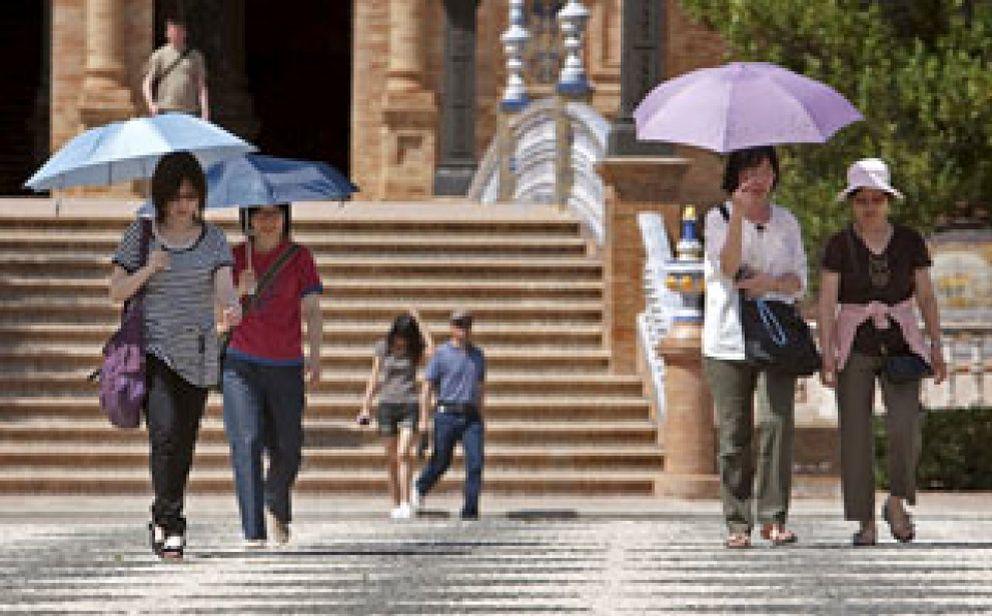 El calor pone en alerta a 24 provincias y en Jaén se alcanzarán los 40 grados