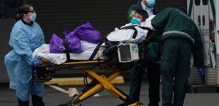 Post de Hospitales de EEUU amenazan a sus médicos con despedidos si revelan la falta de medios
