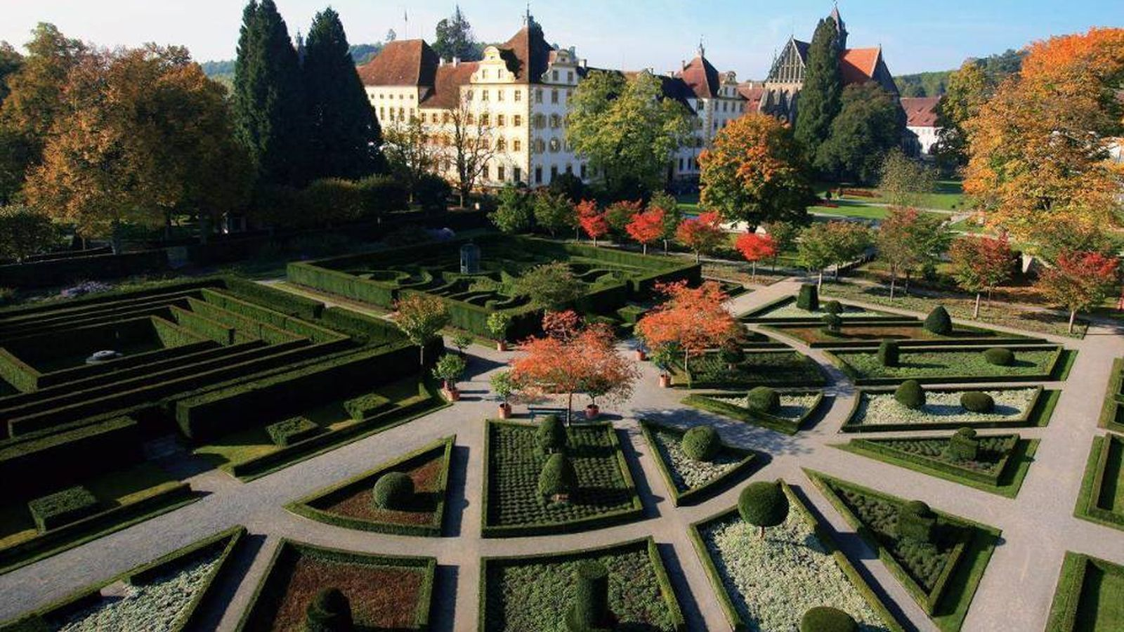 Foto: La abadía de Salem, en Alemania, podía ser el hogar de la casa Tyrell, Altojardín. (Cortesía)