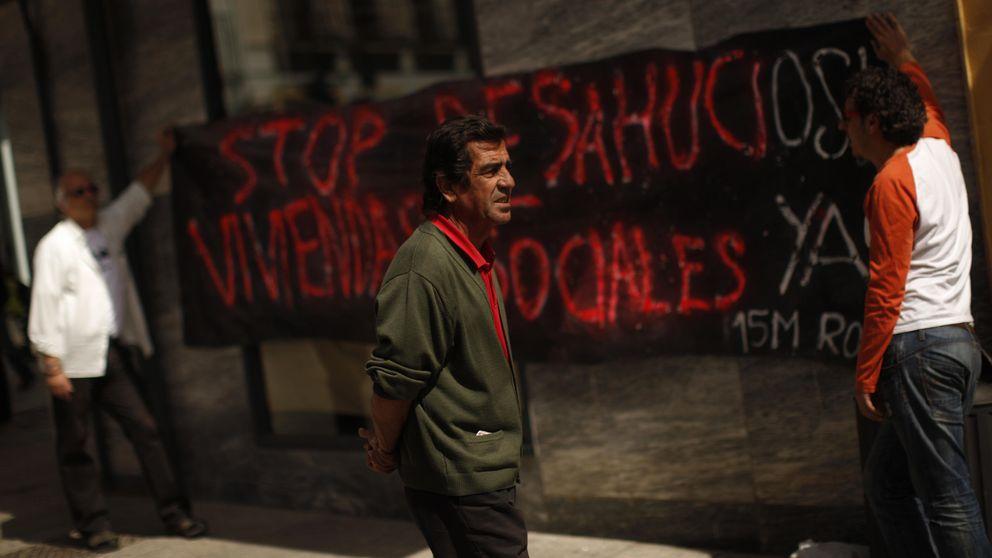 La segunda oportunidad de Rajoy para los desahuciados , a medias