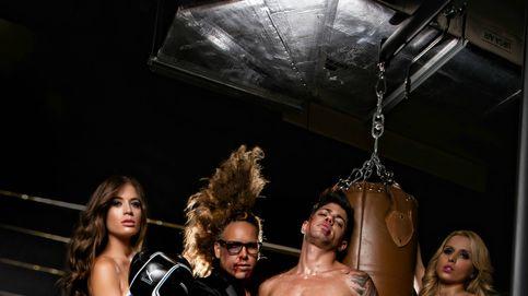 El cantante David Lafuente se desnuda para Primera Línea