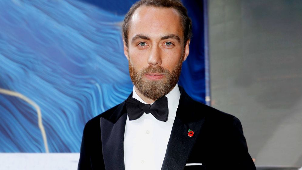 Foto: James Middleton. (Getty)