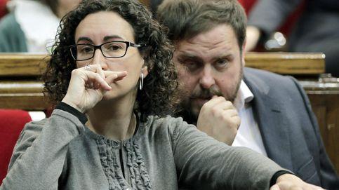 Junqueras quiere a Rovira como presidenta: Es una gigante en quien todos confiamos