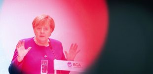Post de A la señora Merkel le queda un telediario. Y a la socialdemocracia alemana, menos