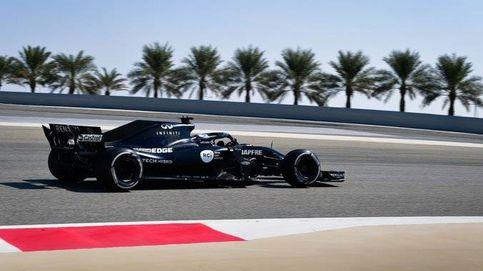 Ha sido amor a primera vista: Fernando Alonso empieza con 93 vueltas para el cuerpo