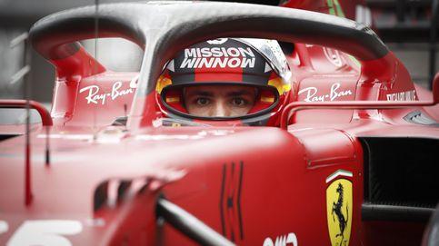 ¡No puedo creerlo!: así perdió Carlos Sainz su primera 'pole' en la Formula 1 con Ferrari