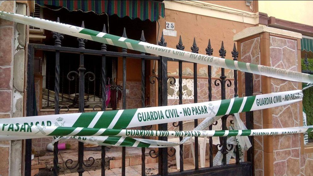 Foto: Fallece una mujer al arder su vivienda en el Viso del Alcor (Sevilla). (Efe)