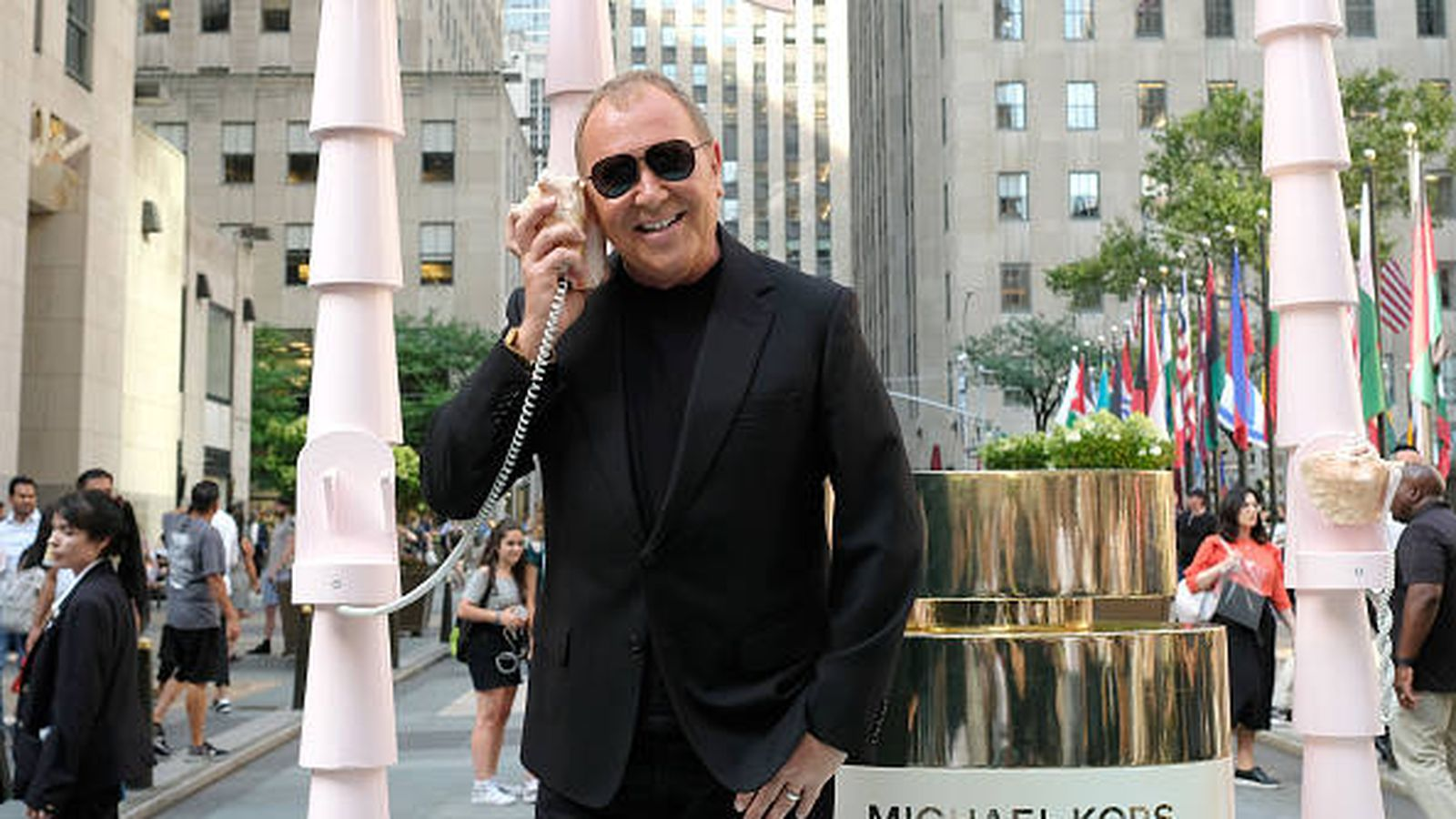 Foto: YouTube lanza un documental de siete minutos de Michael Kors