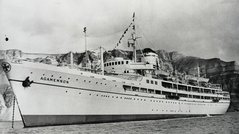 El Agamenón, el crucero del amor de la realeza
