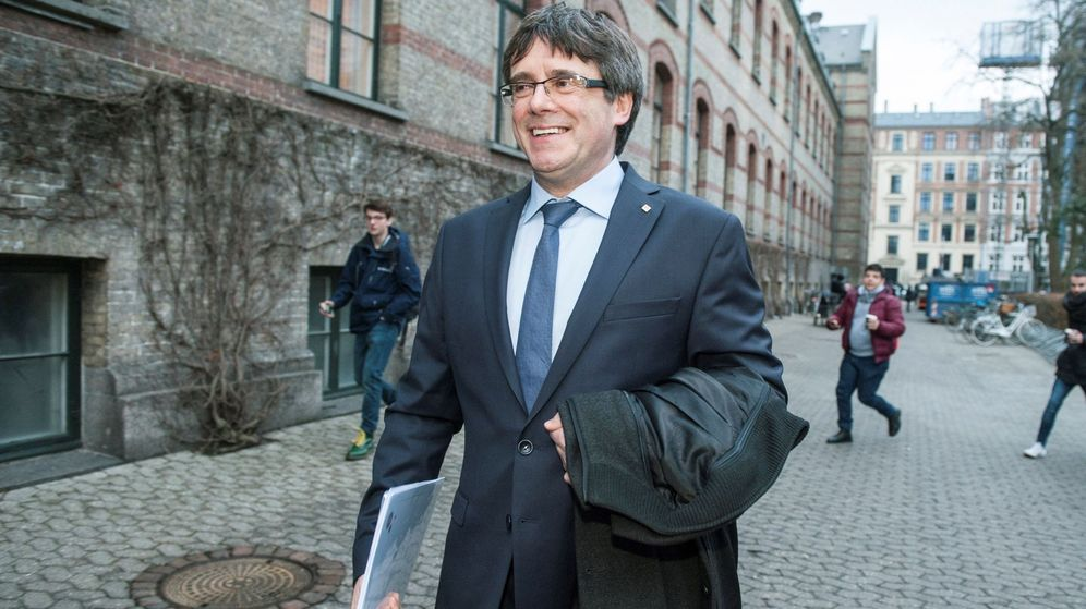 Puigdemont 'game over'