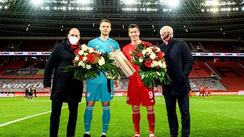 Sobre el premio The Best a Lewandowski, Benzema y los herederos de Messi y Cristiano