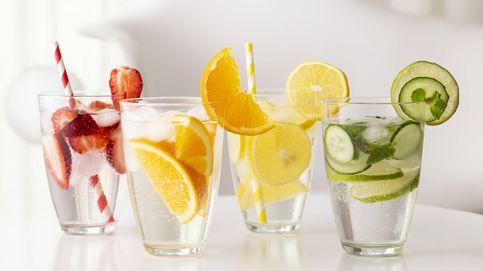 Las aguas saborizadas: ¿una alternativa más saludable que el agua?