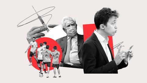 Misterios sin resolver: Vargas Llosa, Errejón y las vacunas de la Selección